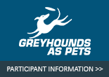 Greyhounds as Pets Participant Information